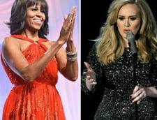 Adele va canta la aniversarea lui Michelle Obama