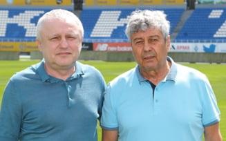 Adevărul despre contractul lui Mircea Lucescu la Dinamo Kiev. Patronul clubului l-a dat de gol