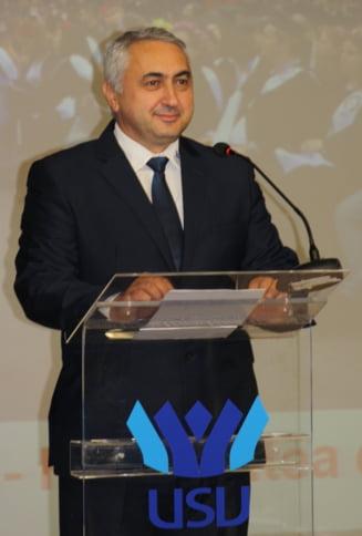 Adevarata problema nu este ministrul Valentin Popa