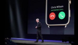 Adevarata vedeta de la evenimentul Apple nu este ceasul inteligent (Video)