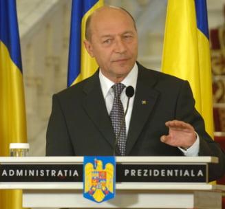 Adevaratul anunt al lui Basescu: suntem in faliment!