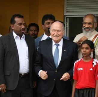 Adevaratul motiv al demisiei lui Blatter de la FIFA: E cercetat de FBI