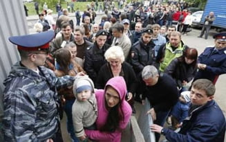 Adevarul despre criza din Ucraina - sute de mii de vieti au fost distruse