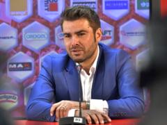 Adi Mutu nu crede in derbiul Steaua - Rapid: Daca vor fi 20.000 de fani e bine