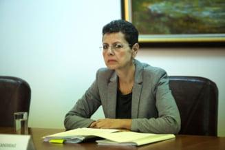Adina Florea a ajuns procuror-sef adjunct al Sectiei de anchetare a magistratilor