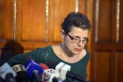 Adina Florea se retrage din procedura de numire in fruntea Sectiei Speciale