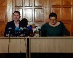 Adina Florea si-a depus candidatura la sefia Sectiei Speciale