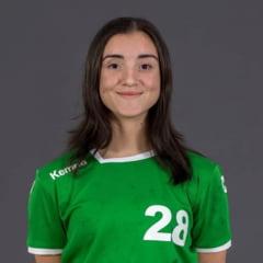 "Adina Pricochel: ""Handbalul mi-a oferit sansa sa devin mai disciplinata si sa fac performanta"""