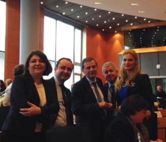 Adina Valean, candidat la vicepresedintia PE - PSD o contesta: Tradatorii isi merita soarta