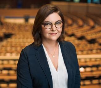 Adina Valean a fost acceptata de Ursula von der Leyen pentru functia de comisar european