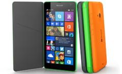 Adio Nokia! Microsoft a lansat primul telefon din gama Lumia sub brand propriu