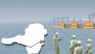 Adio Schengen? Pentru prima data se ridica un gard impotriva refugiatilor intre doua tari membre
