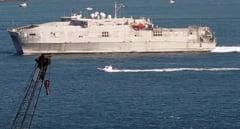 Administratia Putin avertizeaza ca monitorizeaza atent o nava militara a SUA, in Marea Neagra