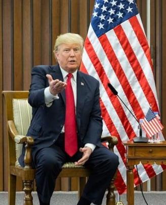 Administratia Trump pregateste sanctiuni pentru ingerintele in procesul electoral din SUA