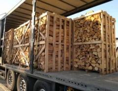 Administratori ai unor depozite de lemne, sanctionati cu sume uriase