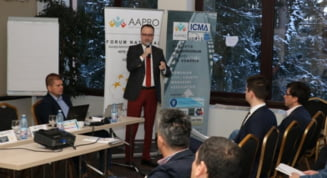 Administratorul public al judetului, vicepresedinte al Asociatiei Administratorilor Publici din Romania