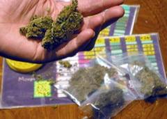 Adolescent condamnat pentru trafic de droguri