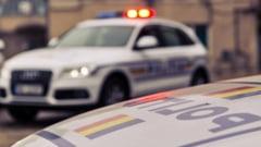 Adolescent din Slatina, arestat preventiv pentru furtul mai multor masini si conducere fara permis