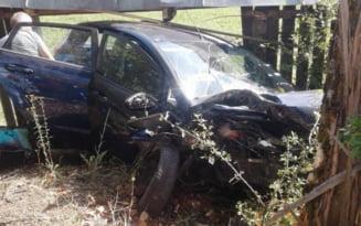 Adolescenta de 15 ani, in coma dupa un accident rutier cu patru victime, petrecut in apropiere de rezervatia de zimbri de la Vanatori-Neamt