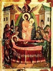 Adormirea Maicii Domnului, traditii si obiceiuri
