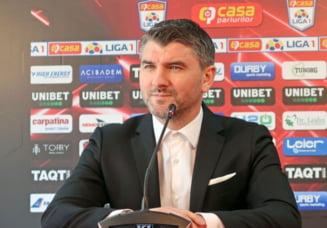 """Adrian Mihalcea, dat afara de la Dinamo inainte sa debuteze? Ce antrenor ar putea avea """"cainii"""""""