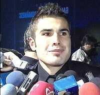Adrian Mutu, ales fotbalistul anului in Romania