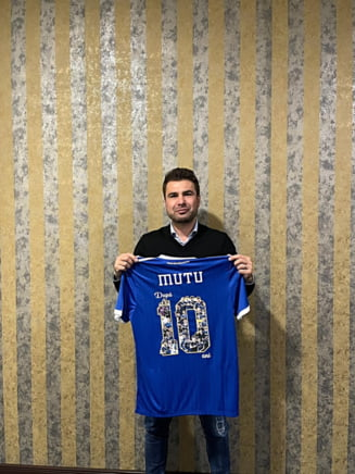 """Adrian Mutu, după prima victorie din campionat la Craiova: """"Am dominat jocul cu Dinamo de la cap la coadă. Aștep meciul cu Reghecampf"""""""
