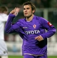 Adrian Mutu revine cu gol la Fiorentina
