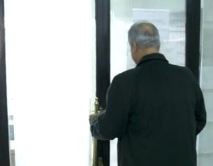 Adrian Nastase, audiat la Parchet - Prima sa aparitie publica