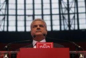 Adrian Nastase, reales presedinte al Consiliului National al PSD