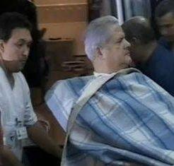 Adrian Nastase a fost incarcerat la Penitenciarul Rahova