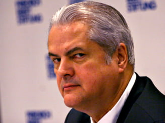 Adrian Nastase este noul lider al filialei PSD Giurgiu