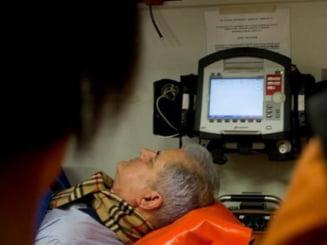 Adrian Nastase nu necesita internare in spital - raport IML (Video)
