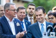 """Adrian Oros, ministrul Agriculturii, după revenirea în guvernul Cîțu: """"Nu am părăsit echipa lui Ludovic Orban!"""""""