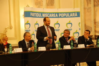 Adrian Papahagi revine in PMP, convins de PSD: Imi doresc victoria