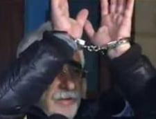 Adrian Sarbu a ajuns in arestul Politiei Capitalei, unde isi va petrece urmatoarea luna din viata