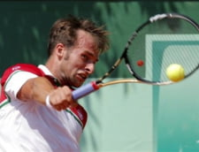 Adrian Ungur a fost batut de Roger Federer, la Roland Garros