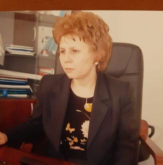 Adriana Pistol, dupa ce a fost pusa in locul lui Streinu-Cercel: E o provocare, nu traim vremuri foarte linistite