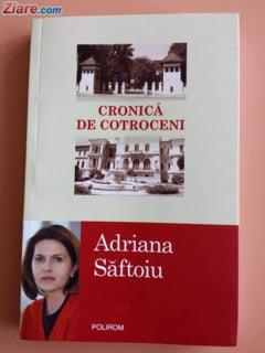 Adriana Saftoiu - cand iluziile mor (Opinii)