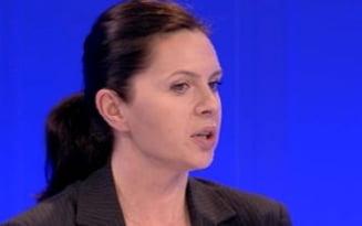 Adriana Saftoiu: Basescu n-a lamurit ce problema are cu masoneria