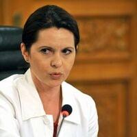 Adriana Saftoiu: Caderea USL in sondaje, un semnal de alarma benefic