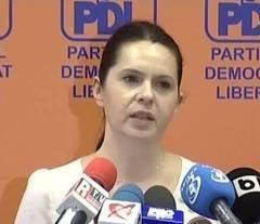 Adriana Saftoiu: Demisia lui Udrea era de asteptat
