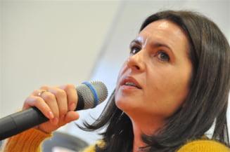 Adriana Saftoiu: Monopolul USL nu e un lucru sanatos