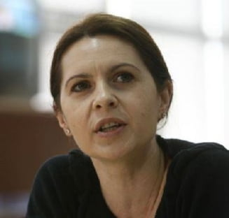 Adriana Saftoiu: Nu imi retrag demisia indiferent ce decide USL - Interviu