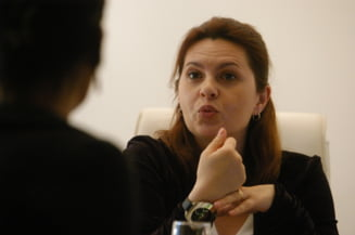 Adriana Saftoiu: Nu-l votam pe Crin sef PNL daca stiam ca asta e stilul lui