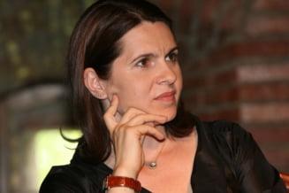 Adriana Saftoiu, despre Boc, Basescu, Anastase si CCR - Interviu
