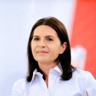 Adriana Saftoiu, despre listele PNL pentru parlamentare: Se regasesc parlamentari care ar putea fi premiati pentru chiul