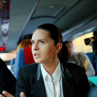 Adriana Saftoiu, vice-presedintele Comisiei pentru copiii disparuti: Cum a fost tradata o politista infiltrata intr-o retea de trafic de persoane