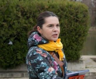 Adriana Saftoiu confirma demisia: PDL si PNL au ajutat PSD sa revina la putere. Si nu oricum