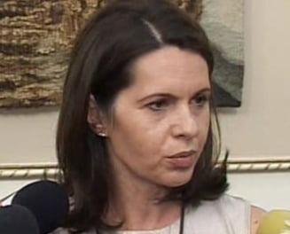 Adriana Saftoiu simte nevoia sa o apere pe Udrea: Nu a facut nimic ilegal